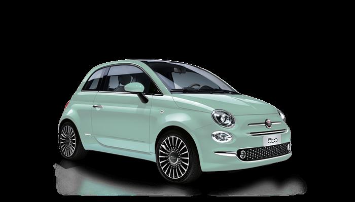 LekkerLeasen - Fiat 500