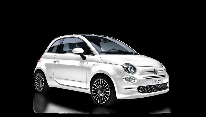 Fiat 500 Automaat
