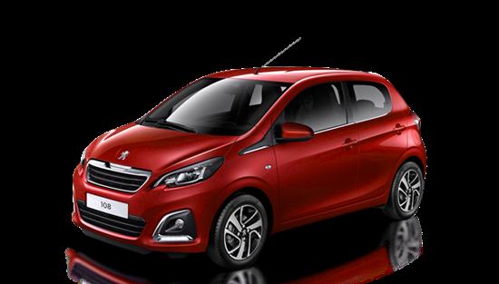 Afbeelding van Peugeot 108  € 209,=!