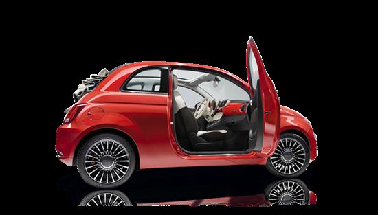 Afbeelding van Fiat 500 Cabrio