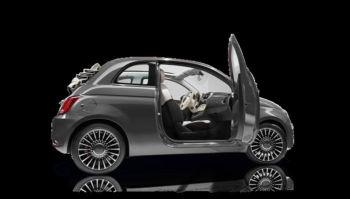 Lekkerleasen Fiat 500 Cabrio