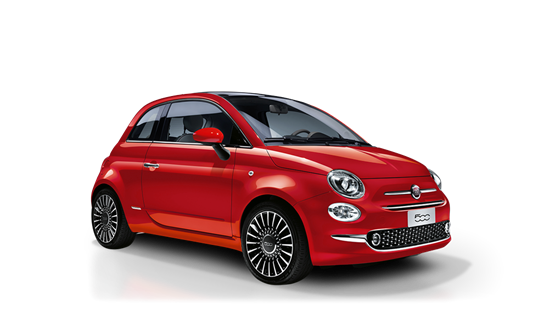 Lekkerleasen Fiat 500