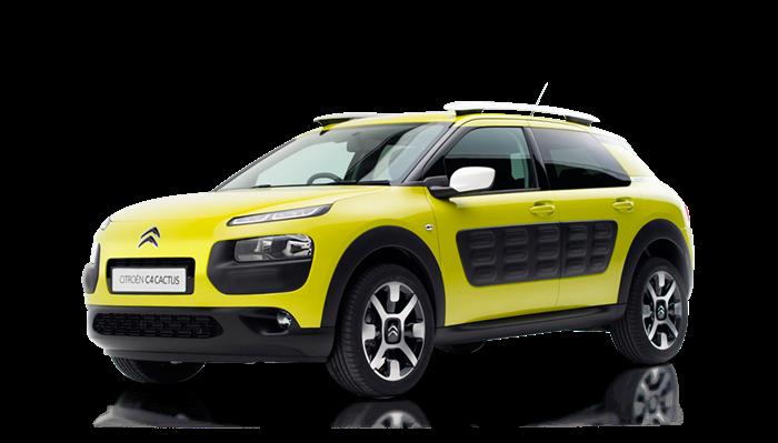 Citroën C4 Cactus AUT.