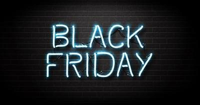 Black Friday aktie!