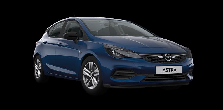 Opel Astra 5 Deurs.