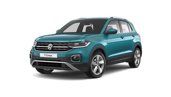 Afbeelding van Volkswagen T-Cross