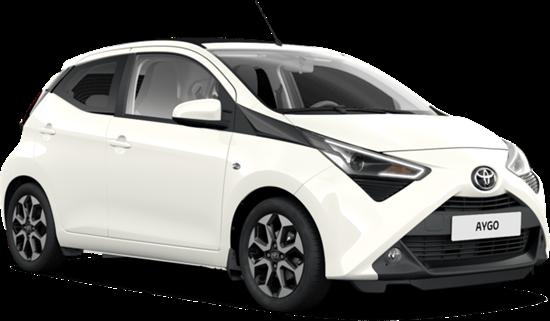 Afbeelding van Toyota Aygo