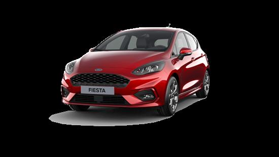 Afbeelding van Ford Fiesta 5 Deurs