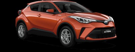 Afbeelding van Toyota C-HR